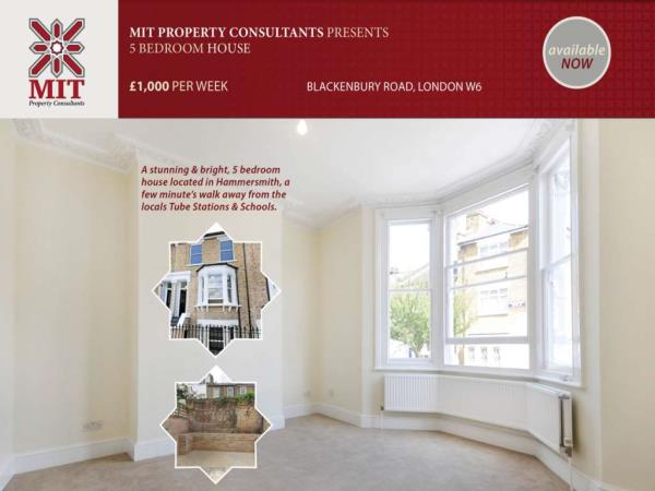 Property & Flats to rent with MIT Property Consultants L2L2897-337