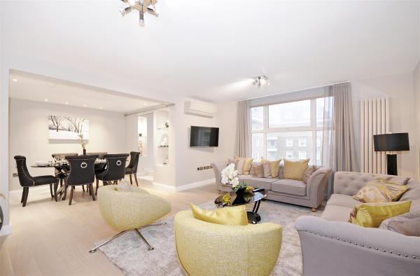 Property & Flats to rent with Hunters Marylebone L2L4544-251